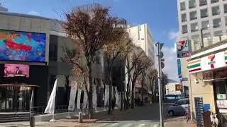 【設置事例】熊本市中央区花畑町 屋外LEDビジョン