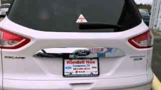 2014 Ford Escape 4WD 4dr Titanium TRACTION CONTROL LEATHER SEATS