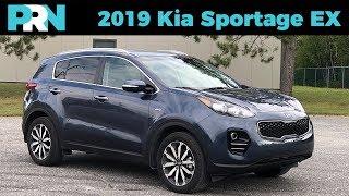 2019 Kia Sportage EX Long Term