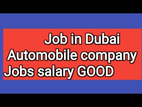 mp4 Automotive Jobs In Dubai, download Automotive Jobs In Dubai video klip Automotive Jobs In Dubai