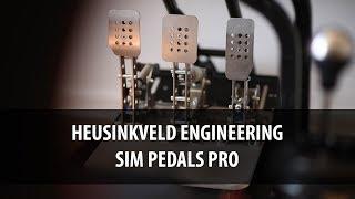 Heusinkveld Sim Rig GT first drive - Самые лучшие видео