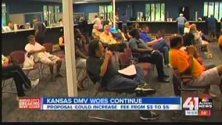 More problems for Kansas DMV