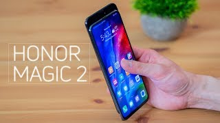 Huawei Honor Magic 2 Review: A Phone Full of Tricks