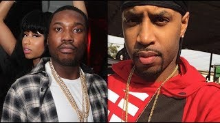 Safaree Says Meek Mill and 20 Dreamchaser members Jumped him outside DJ Khaled's BET party.