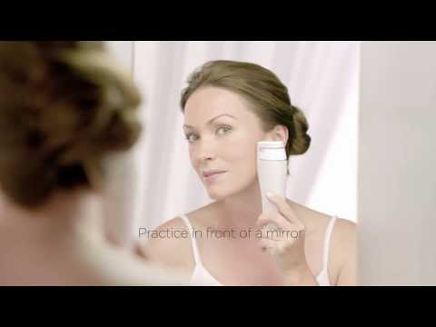 Tria Age-Defying Laser - Instructional How To Use