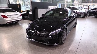 Mercedes-Benz C Class Coupe 2017 In Depth Review Interior Exterior