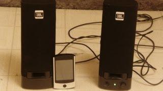 Compaq speakers sound GREAT!