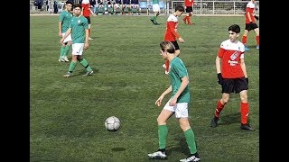 R.F.F.M. - Jornada 21 - Preferente Cadete (Grupo 1): Alcobendas-Levitt C.F. 1-0 Atlético Chopera Alcobendas 04.