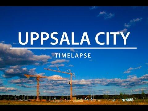 Uppsala Şehir Turu