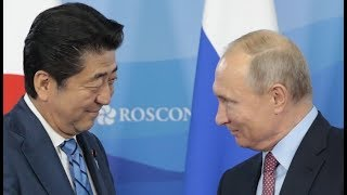 Abe Comes to Vladivostok: Russian - Japanese Relations Have Become Absolutely Stellar in Last Years