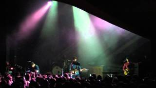 Death Cab For Cutie - The Ghosts of Beverly Drive - Shepherds Bush o2 London - 08/06/15