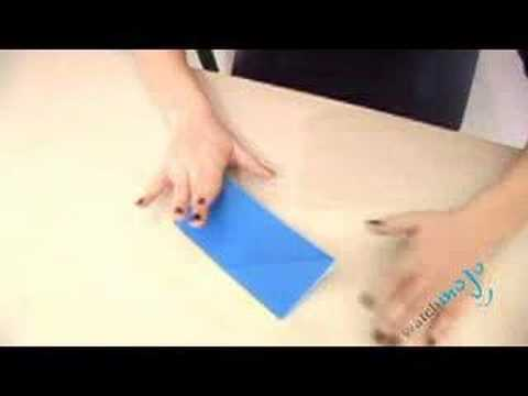 How to Origami – The Balloon Part 1