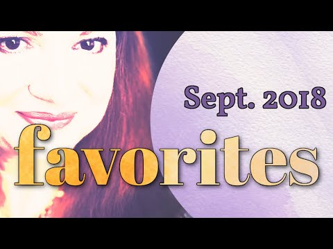 My September Favorites