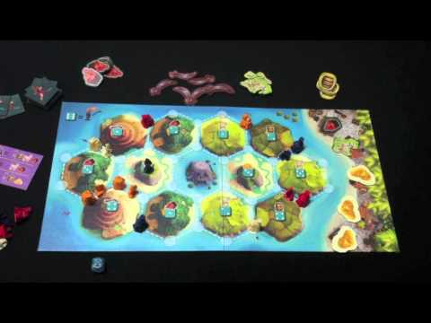 Dice Tower Reviews: Catan Junior w/ Scott