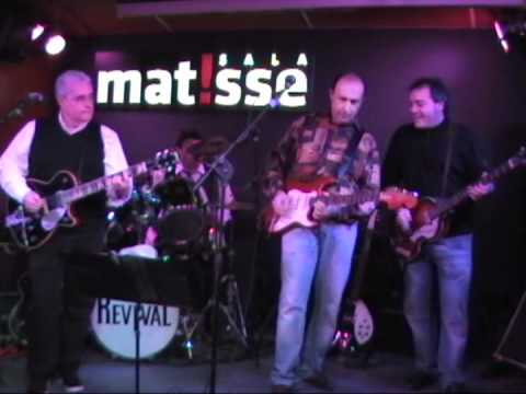 Recordando a The  Beatles - Pub Discoteca Sala Matisse (Valencia) Grupo Revival - 3D