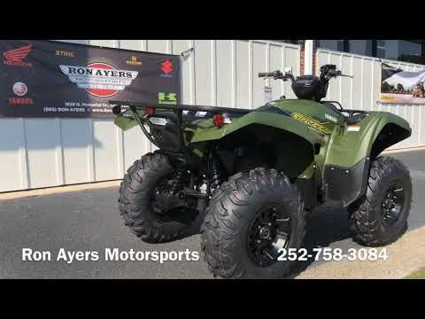 2020 Yamaha Grizzly EPS in Greenville, North Carolina - Video 1