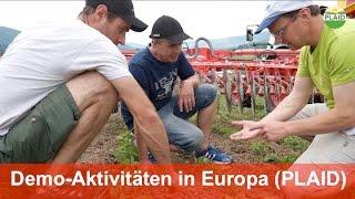 Innovation in der Landwirtschaft durch Demonstrationsaktivitäten – Das EU Projekt PLAID