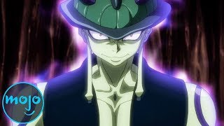 Top 10 Undefeated Anime Villains