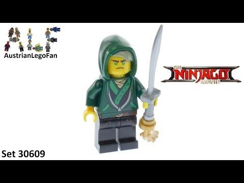 Vidéo LEGO Ninjago 30609 : Lloyd (Polybag)