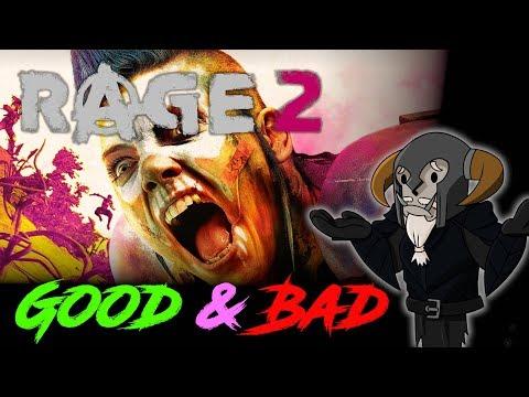 RAGE 2 : Good & Bad (RAMBLE)