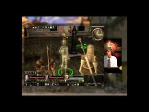 """Granado Espada: телепрограмма """"Икона видеоигр"""" - часть 2"""