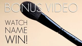BONUS VIDEO! WATCH! NAME! WIN! by Wayne Goss