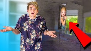 EXTREME Hide N Seek In My New Giant House!!! (Never Before Seen Hiding Places!)