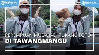 Viral Kisah Perempuan Jadi Fotografer Keliling di Tawangmangu, Dibayar Rp3 Ribu per File Foto