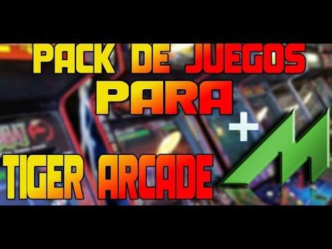 Pack De Juegos Para Tiger Arcade Androdi Un Link 2016
