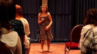Madi Lynn sings Easy Silence by Dixie Chicks