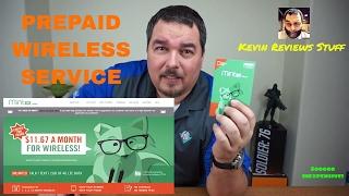 MintSim Prepaid Cellular Service