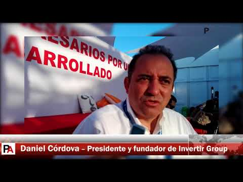 CADE 2017: Entrevista a Daniel Córdova, presidente y fundador de Invertir Group
