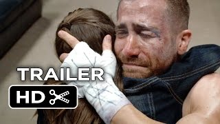 Southpaw Official Trailer #2 (2015) - Jake Gyllenhaal Boxing Drama HD