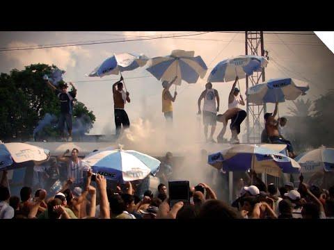 """""""MELHORES PREVIAS DA 'LA GUARDIA IMPERIAL' DO RACING DA ARGENTINA"""" Barra: La Guardia Imperial • Club: Racing Club • País: Argentina"""