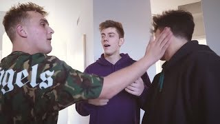Jake Paul and Team 10 Serious Moments (Arguments, Fights, Trash Talking)