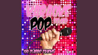 Not over You Yet (Originally Performed by Diana Ross) (Karaoke Version)