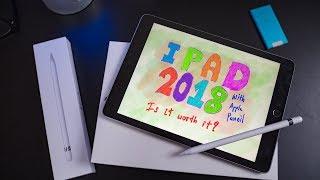 รีวิว iPad 2018 กับ Apple Pencil | คุ้มไหม อัพเกรดดีหรือเปล่า