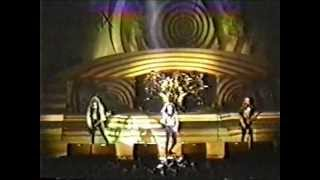 "ANTHRAX  ""Be All End All"" Live From State of Euphoria by Anthrax 1990"