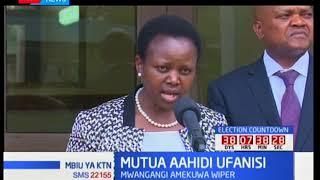 Afred Mutua aahidi kufanya kazi na kaunti ya Machakos kupiga vita ufisadi