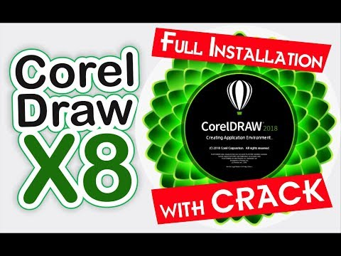 Corel Draw X8 Free Download Full Version With Crack