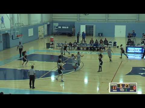 Santa Monica College Women's Basketball vs Pierce College - February 2, 2017 (Full Game)