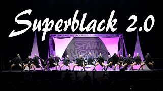 SUPERBLACK 2 0 - 1st place Spain Youth Hip Hop Dance CHAMPIONSHIP 2016