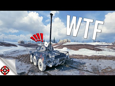 World of Tanks - Funny Moments | WTF MOMENTS! #439 (WoT glitches & RNG)