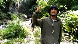 preview picture of video 'Serunya Di Air Terjun Kolasi Kecamatan Dondo.'