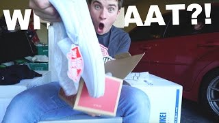 THRONE OF CAR PARTS + EPIC Fan Mail Unboxing