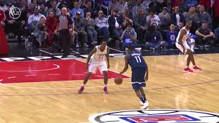 Jamal Crawford hits the deep 3pt