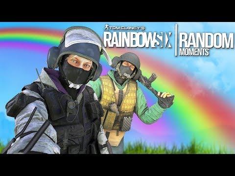 Rainbow Six Siege - Random Moments: #24 (Funny Moments Compilation)
