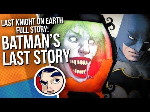 Batman Last Knight On Earth – Full Story | Comicstorian
