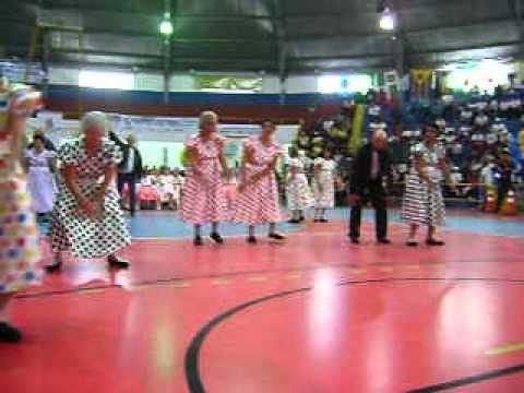 Terceira Idade de Ocauçu em Tupã 2012 - Jori- jogos Regionais do Idoso