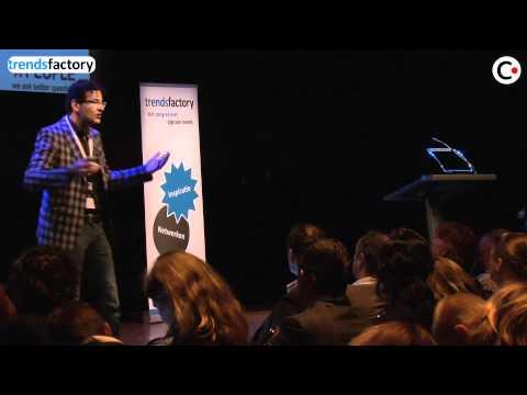Erik Jan Koedijk op Trendsfactory 2012